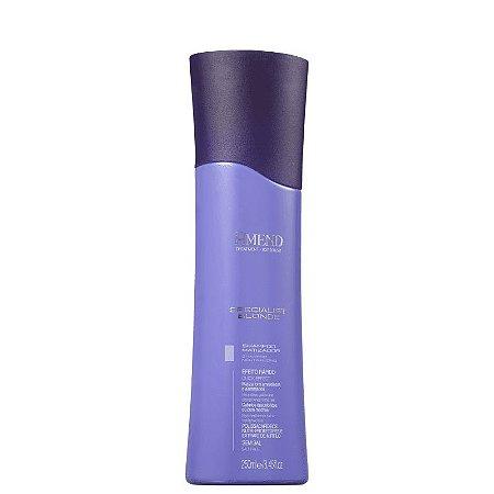 Shampoo Matizador Specialist Blonde 250ml Amend