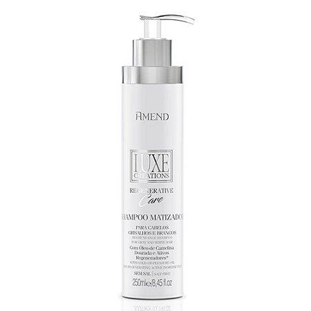 Shampoo Matizador Regenerative 250ml Amend