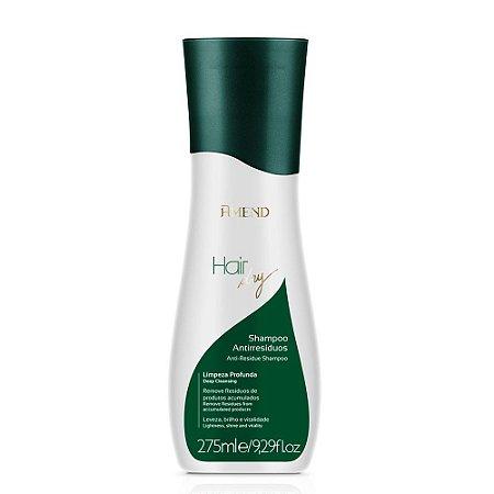 Shampoo Hair Dry Antirresíduos 275ml Amend