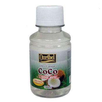 Óleo de Coco 100 ml Ouribel