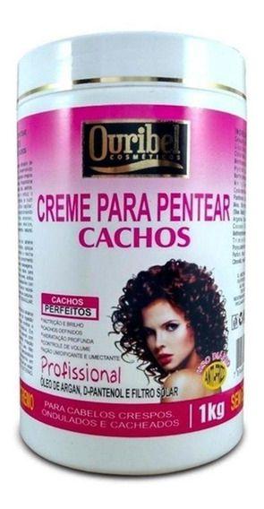 Creme Pentear 1 KG Cachos Ouribel