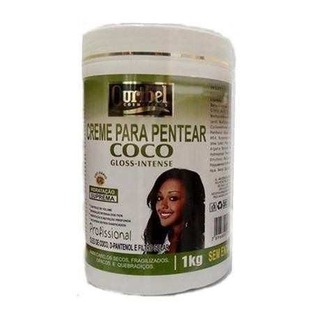 Creme Pentear Coco Gloss 1 KG Ouribel