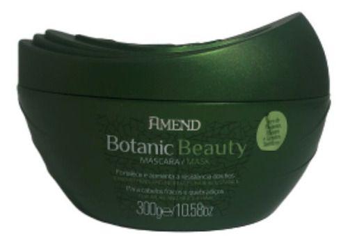 Máscara Botanic Beauty Herbal 300g Amend