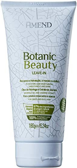 Leave in Botanic Beauty Floral 180g Amend