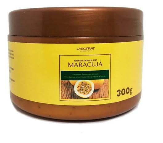Esfoliante de Maracujá Corpo e Rosto 300g Labotrat