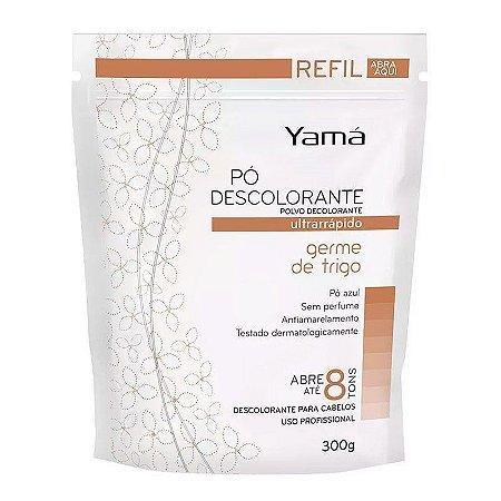 Yama Pó Descolorante Refil 300gr Germe de Trigo