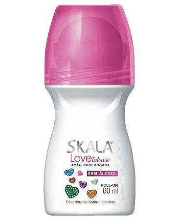 Desodorante Roll-on Love Intense Skala
