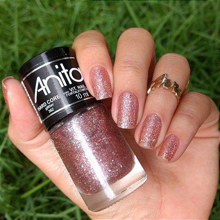 Esmalte Anita Glitter Hard Core 10ml