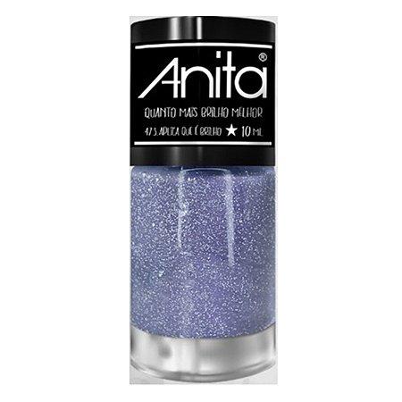 Esmalte Anita Quanto + Brilho Melhor Aplica Que é Brilho 10ml