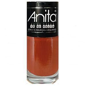 Esmalte Anita Tô de Volta Vegano Camurça 10ml