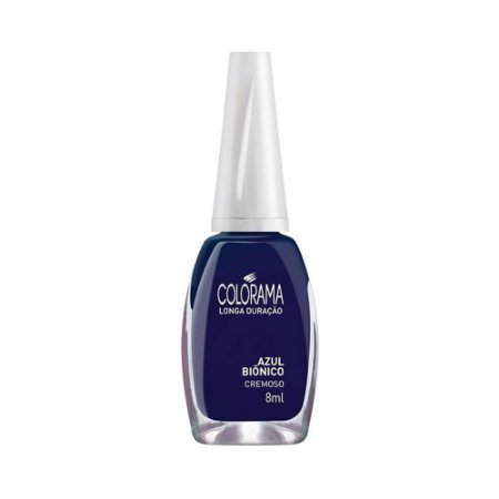 Esmalte Colorama Cremoso Azul Biônico 8ml
