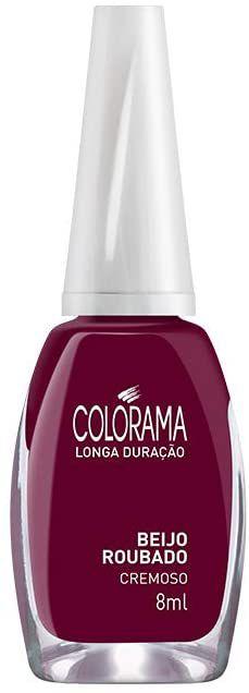 Esmalte Colorama Beijo Roubado 8ml