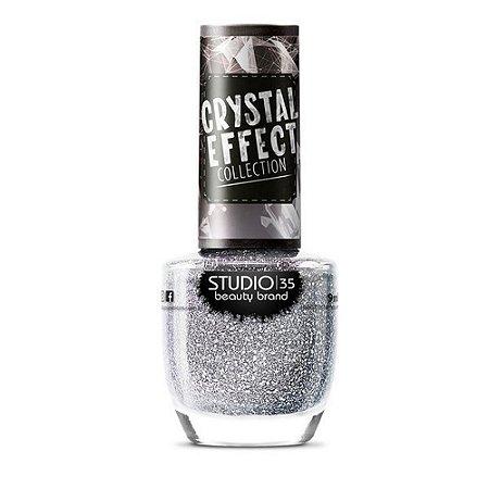 Esmalte Studio 35 Crystal Effect Lua de Cristal 9ml