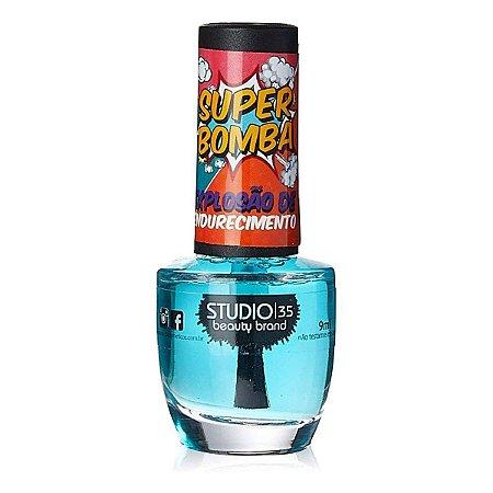 Esmalte Studio 35 Super Bomba Base Endurecedora 9ml