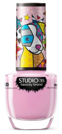 Esmalte Studio 35 Romero Britto Amizade Sincera 9ml
