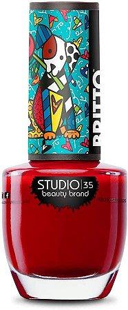 Esmalte Studio 35 Romero Britto Amor Incondicional 9ml
