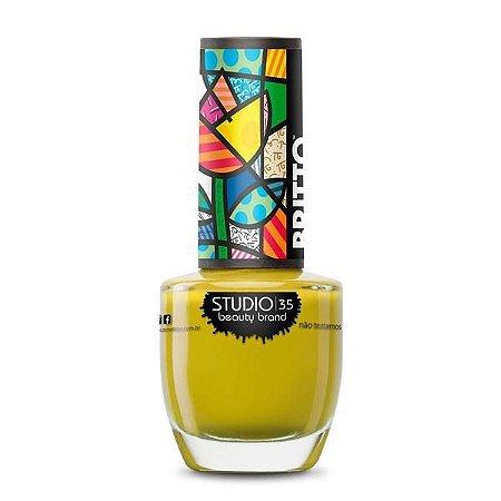 Esmalte Studio 35 Romero Britto Tulipa Fashion 9ml