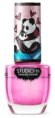 Esmalte Studio 35 Romero Britto Amor de Panda 9ml