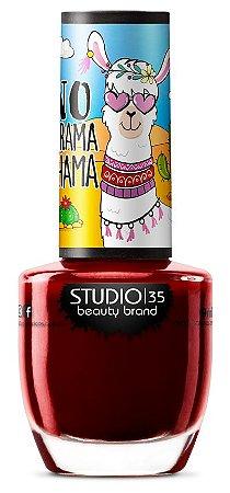 Esmalte Studio 35 No Drama Lhama Love Lhama 9ml