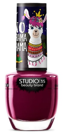 Esmalte Studio 35 No Drama Lhama O Sucesso Me Lhama 9ml