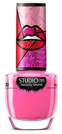 Esmalte Studio 35 Romero Britto Beijo Açucarado 9ml