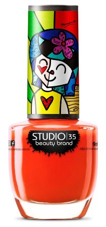 Esmalte Studio 35 Romero Britto O Amor Contagia 9ml