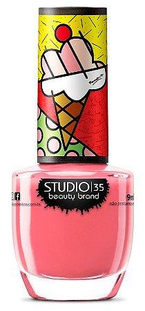 Esmalte Studio 35 Romero Britto Sabor do Verão 9ml