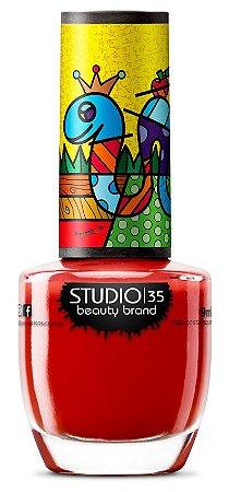 Esmalte Studio 35 Romero Britto Fruto Proibido 9ml