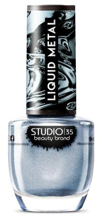 Esmalte Studio 35 Liquid Metal Cometa Halley 9ml