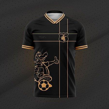 Camisa Preta I (número 21)