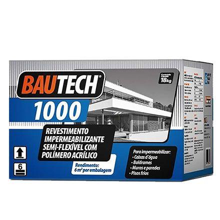Revestimento Impermeabilizante Bautech 18kg