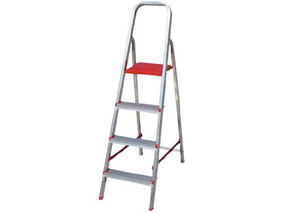 Escada Doméstica em Alumínio