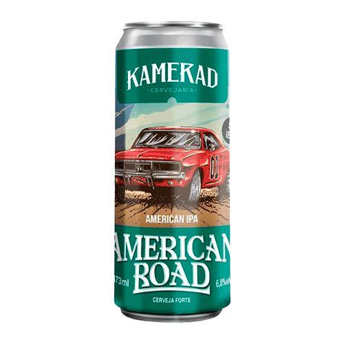 Kamerad - American Road