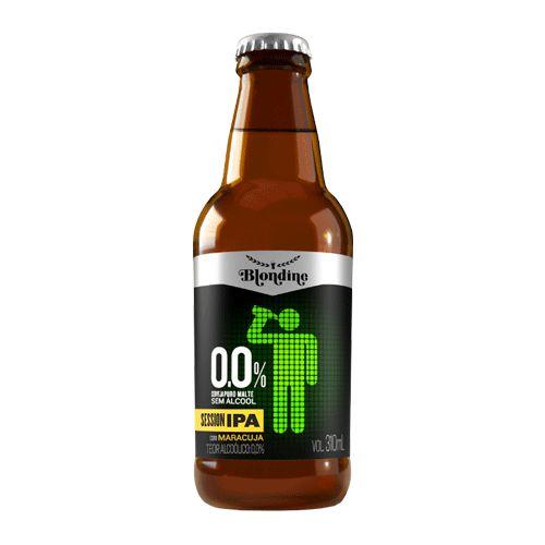 Blondine - Session IPA Maracujá 0,0% Álcool