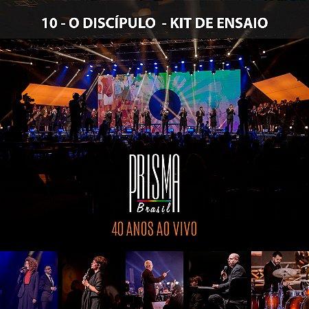 O Discípulo (Medley) - Kit de Ensaio Vocal