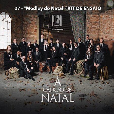 Medley de Natal - Kit De Ensaio