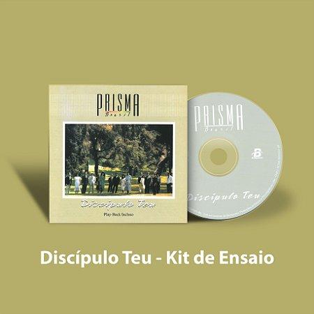 Discípulo Teu - Kit de Ensaio Vocal