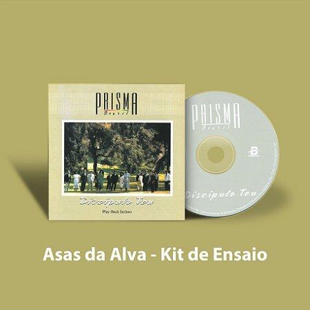 Asas da Alva - Kit de ensaio Vocal