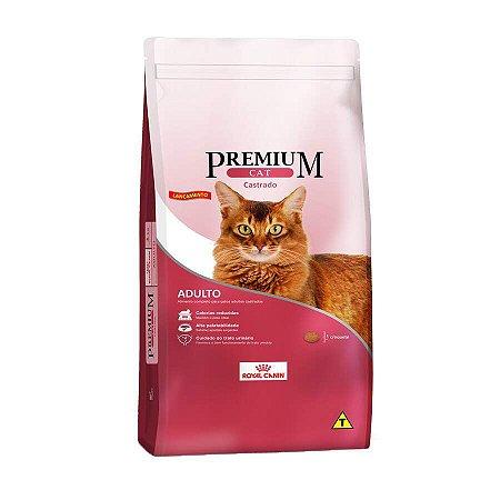 Royal Canin Premium Cat Adulto Castrado 1kg