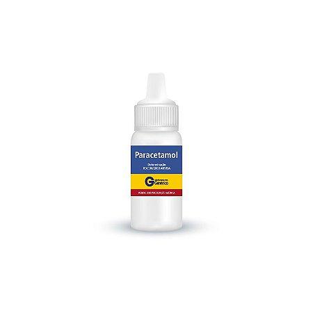 Paracetamol 200mg/mL da Geolab - Caixa com 1 Frasco de 15mL