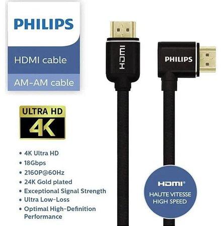 CABO HDMI 2.0 4K 1,5M- PHILIPS