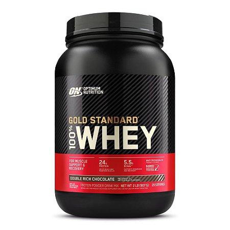 Whey Gold Standard (907g) - Optimum Nutrition