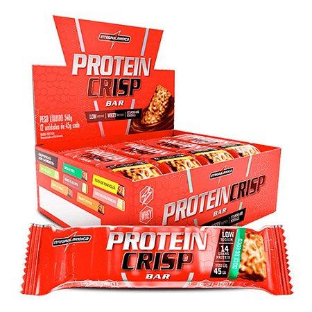 Protein Crisp (Caixa c/ 12 unidades) - Integralmédica