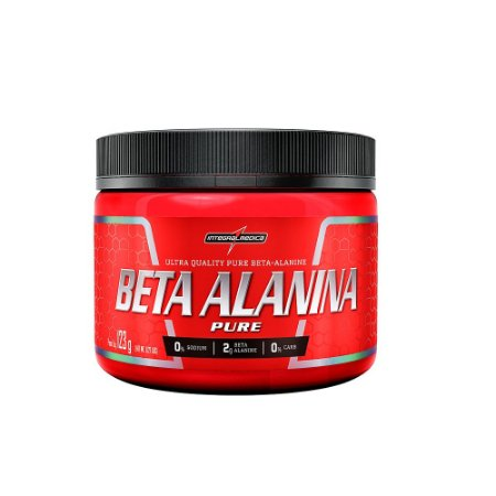Beta-Alamina (123g) - Integralmédica