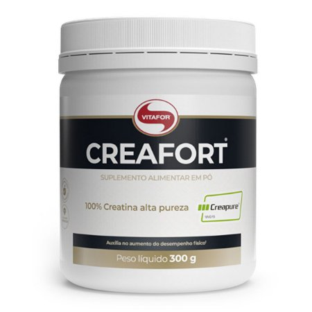 Creatina Creafort Creapure (300g) - Vitafor
