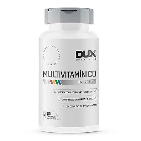 Multivitamínico Completo (90 Cápsulas) - Dux Nutrition