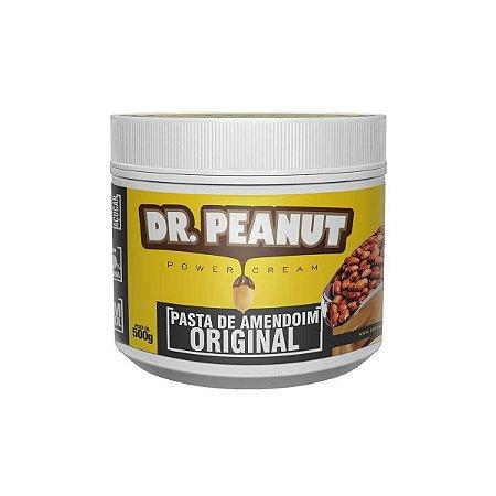 Pasta de Amendoim Original (500g) - Dr Peanut