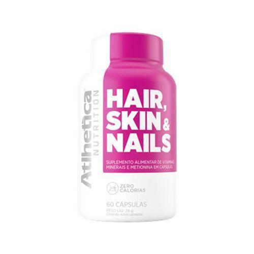 Hair, Skin & Nails (60 Cápuslas) - Atlhetica Nutrition