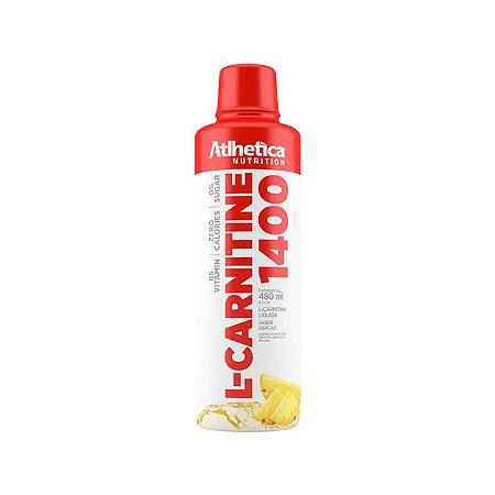 L-Carnitina 1400 mg (480 ml) - Atlhetica Nutrition