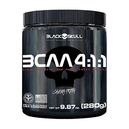 BCAA 4:1:1 (280g) - Black Skull
